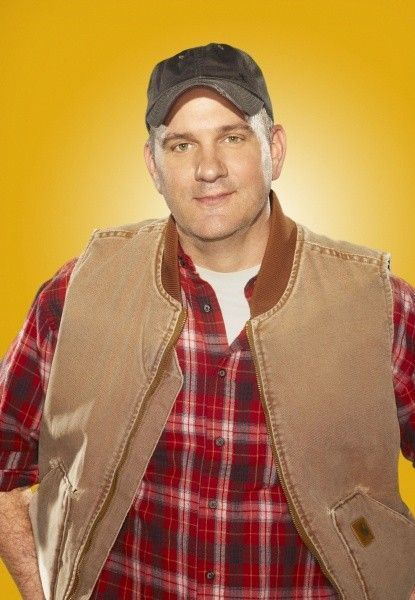 Mike O'Malley : Burt Hummel