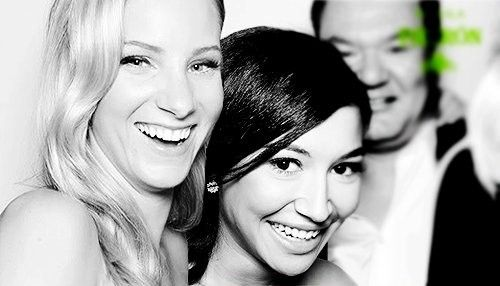 Heather Morris et Naya Rivera