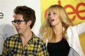 Heather Morris et Kevin McHale